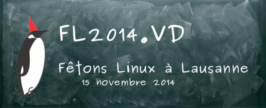 Fêtons Linux à Lausanne !