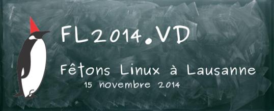(Français) Fêtons Linux à Lausanne !