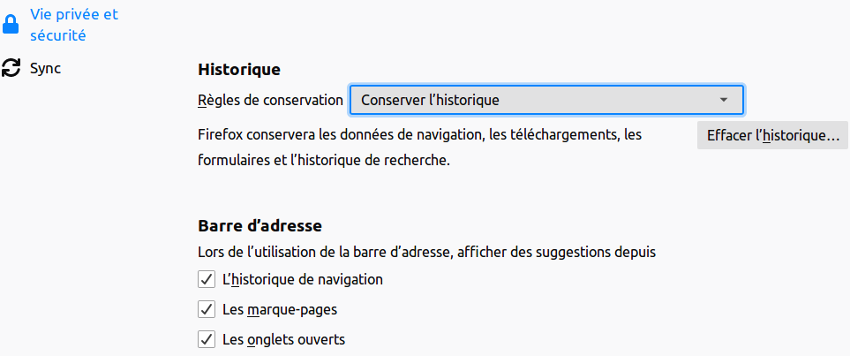 https://blog.whyopencomputing.ch/wp-content/uploads/2019/05/2019.05.22_Firefox_conserver_lhistorique.png